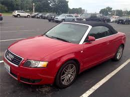 pink audi a4 2004 audi a4 3 0 quattro awd cabriolet convertible no longer