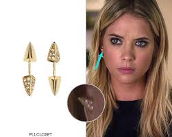 pretty liars earrings pretty liars fashion
