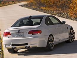 Bmw M3 Back - bmw m3 coupe us 2008 picture 21 of 27