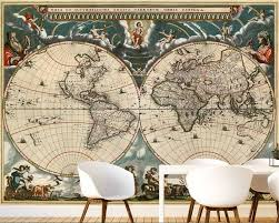 online buy wholesale nautical map wallpaper from china nautical