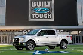 ford releases limited edition dallas cowboys f 150