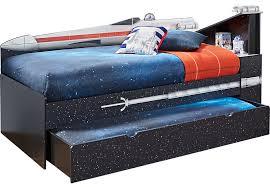 Affordable Black Trundle Beds Rooms To Go Kids Furniture - Star wars bunk bed