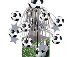 soccer party supplies soccer party decor etsy