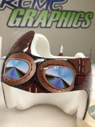 doc band wraps aviator customized wraps for cranial helmets