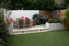 Patio Barbecue Designs Simple Small Patio Bbq Design Decorating Marvelous Decorating