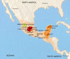 aztec mayan inca map 23 best mayans images on civilization aztec and
