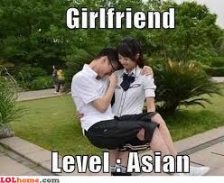 Asian Girlfriend Meme - pic 10 saids orientalism and memes pinterest funny pictures