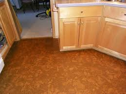 fresh cork laminate flooring in kitchen 21058