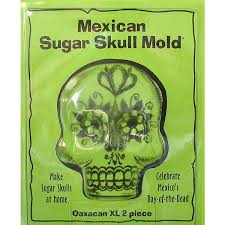 sugar skull molds day of the dead arts crafts collection oaxacan xlsugar skull