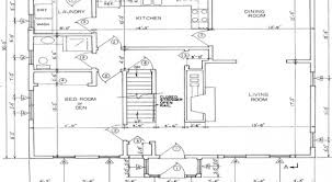 Floor Plans With Furniture 21 House Floor Plans With Dimensions Residential Floor Plans With