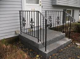 Vintage Handrail Vintage Iron Porch Railings