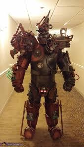 Tin Man Costume Evil Tinman Costume