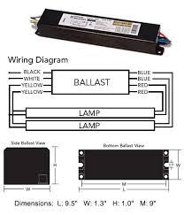 f25t12 t12 electronic fluorescent ballast runs 2 f25t12 lamps 25w