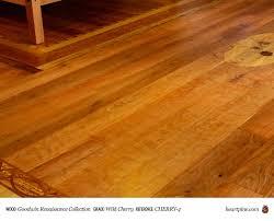 black cherry solid wood flooring