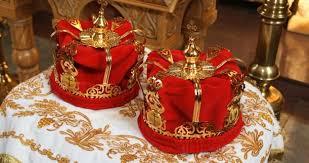 orthodox wedding crowns saints theodore orthodox church marriages