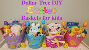Homemade Easter Baskets by Dollar Tree Diy Easter Baskets Youtube