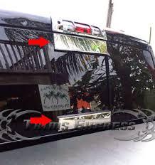 dodge ram rear window 09 17 dodge ram rear sliding window tailgate trim molding decal 16