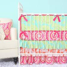 Girly Crib Bedding Crib Bedding For Rosenberry Rooms