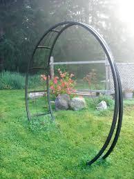 garden arch with gate argos home outdoor decoration