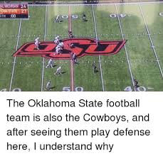 Oklahoma State Memes - 25 best memes about oklahoma state football oklahoma state