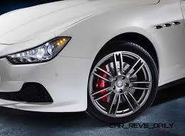 maserati ghibli white 2014 maserati ghibli s q4 red interior white exterior showcase
