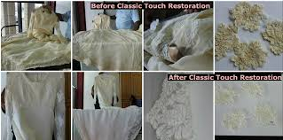 Wedding Dress Cleaners Wedding Dress Restoration Atlanta Classic Touch Cleaners