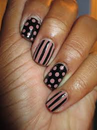 fairly charming dots and stripes