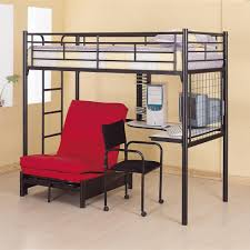 Portable Beds For Adults Wood Loft Bed With Futon And Desk Decorative Desk Decoration