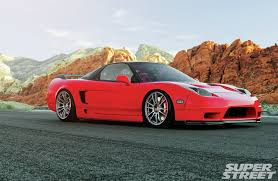 custom honda nsx 1991 acura nsx building honda u0027s dream car