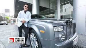 roll royce thailand rolls royce phantom supercar review by bangkok supercar youtube