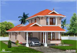 Model House Plans 2000 Sq Feet Kerala Model Villa Design Kerala Home Design And