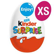 kinder suprise egg kinder egg 20g tesco groceries