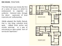 The Red Cottage Floor Plans by Modernism