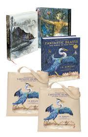 harry potter fantastic beasts tote bag offer