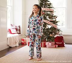 Sweater Pajamas Soft Flannel Pajamas Pottery Barn