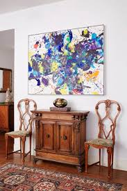 Best Art In Interiors Images On Pinterest Loft Interior - Modern art interior design