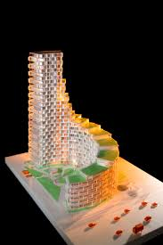 How To Build An Affordable House Gallery Of 3xn Designs Affordable Housing Tower In Denmark 2