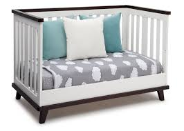 How To Convert Crib To Daybed 3 In 1 Crib Deltaplayground