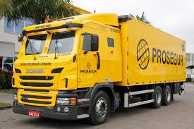 scania trucks armoured scania trucks on duty in brazil behind the wheel