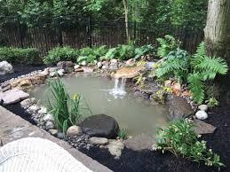 fish pond construction in bound brook nj fitz u0027s fish ponds