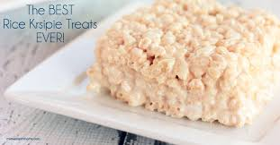 the best rice krispie treats recipe