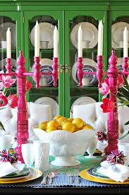 Easter Table Setting How To Set A Pretty Table Spring Easter Tablescape Dimples And