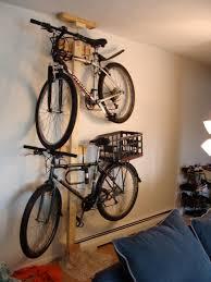 bike rack for garage stalwart 75st6016 bike rack wall hook wall