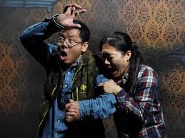 people scared haunted house videos articles pictures funny or die