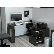 realspace magellan l shaped desk espresso l shaped desk amicicafe co