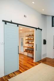 Sliding Door Design For Kitchen Pantry Barn Door Ideas Sliding Pantry Shelves Hardware Wooden