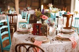 mismatched plates wedding 0566 dawnanthony w jpg