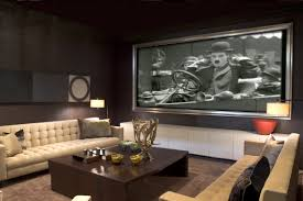 decorations excellent media room colors design with relaxing