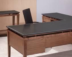L Shape Wood Desk by Custom L Shaped Reception Desk Designs Desk Design
