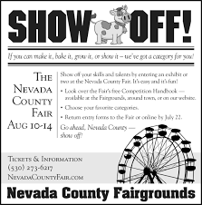 anyone in nevada county looking to build an affordable cabin sized enter an exhibit and show off nevada county fairgrounds grass